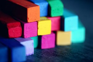 mental blocks can turn into building blocks of life